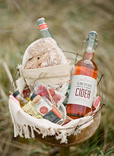 Door County Custom Gift Baskets - wedding, business, anniversary, vacation, new home.