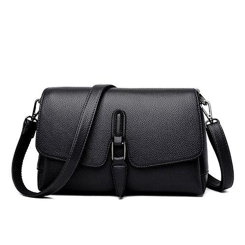 Genuine Leather Korean Fashion Shoulder Bag