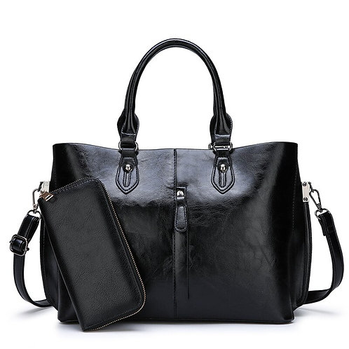 New Retro Style Single Shoulder Bag
