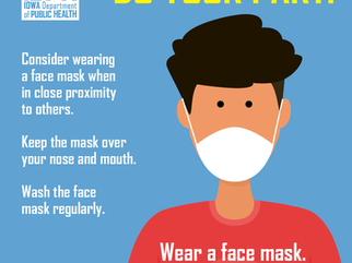 One thing has become concrete: Wearing a mask prevents the spread of coronavirus