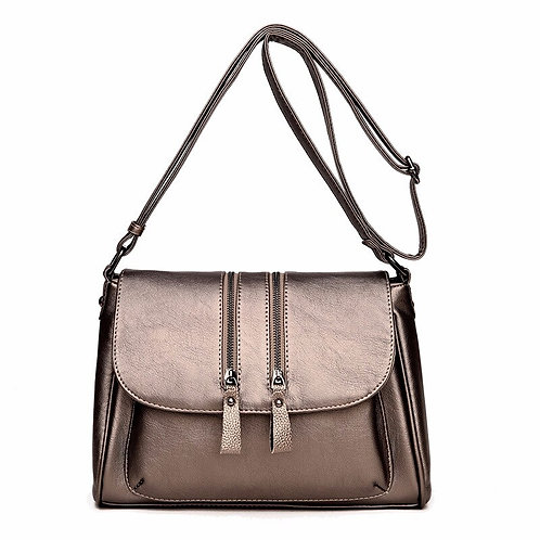 Luxury Designer Simple Soft Leather