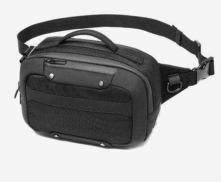 Multifunction Waterproof Waist Bag USB