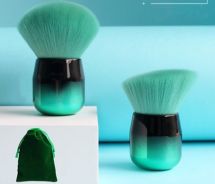 1Pcs Fluffy Face Powder Foundation Blush Brush