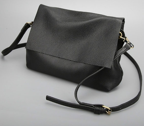 Single Shoulder Messenger Bag Soft