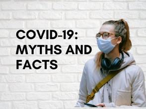 Myths about CoViD-19, Coronavirus