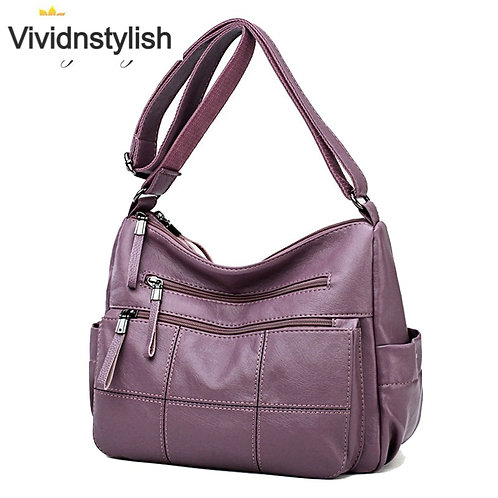 Crossbody Bags for Women 2020 Soft Leather