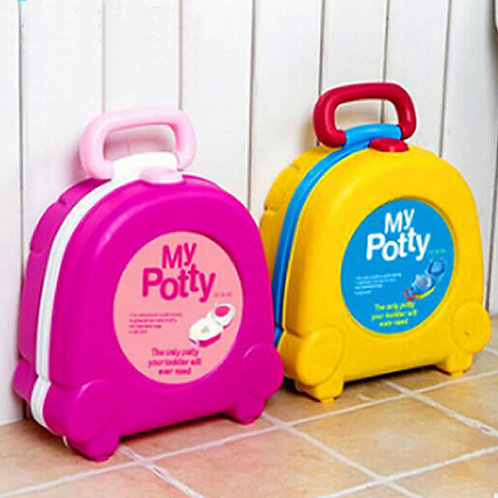 Baby Girl Boy Portable Traveling Car WC Toilet Trainers