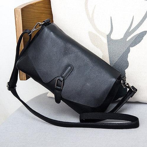 Women Shoulder Bag Split Leather