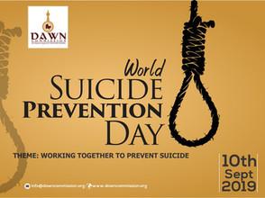 Suicide Prevention Day - Spreading Love