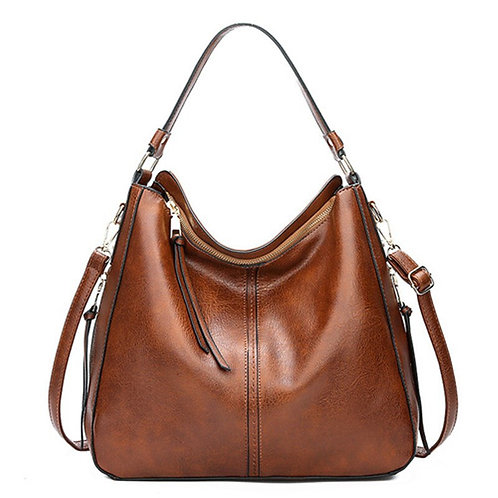 Vintage Crossbody Casual Large Capacity Tote