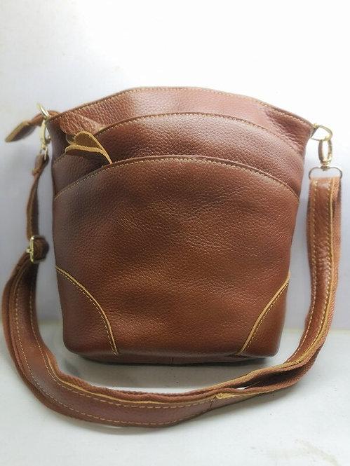 Luxury Pu Leather Handbag Single-Shoulder
