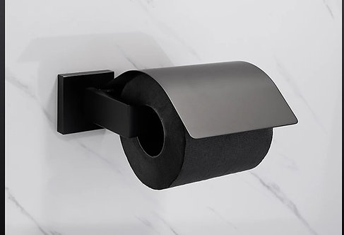 Black Easy to Install Bathroom Kitchen Accessory