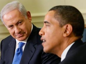 Story of Netanyahu vs Obama