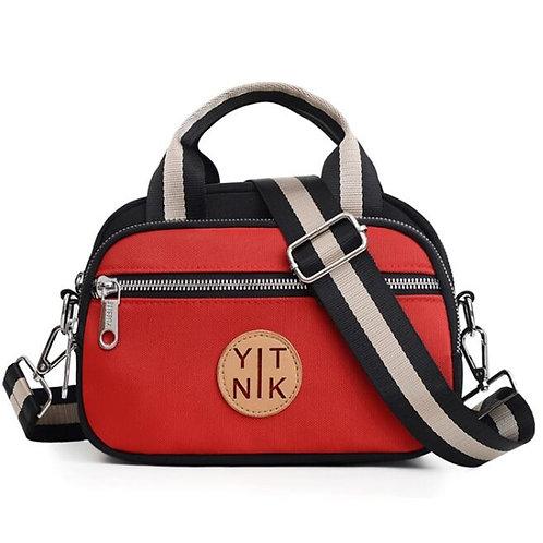 Luxury Women Messenger Bag Waterproof Nylon