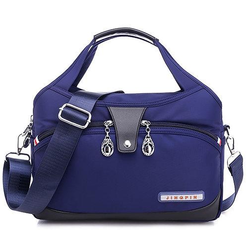 Nylon Ladies Waterproof Shoulder Bag