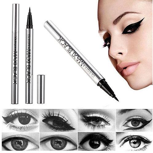 Black Long Lasting Eye Liner Pencil Waterproof