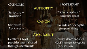 Different attempts at conversion made by Protestants and Catholics in the New World