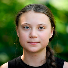 Greta Thunberg   The real power is not to know how powerful you are......