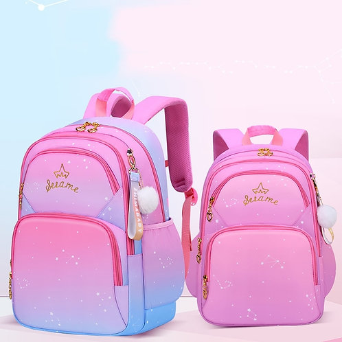 Girls School Satchel Backpack