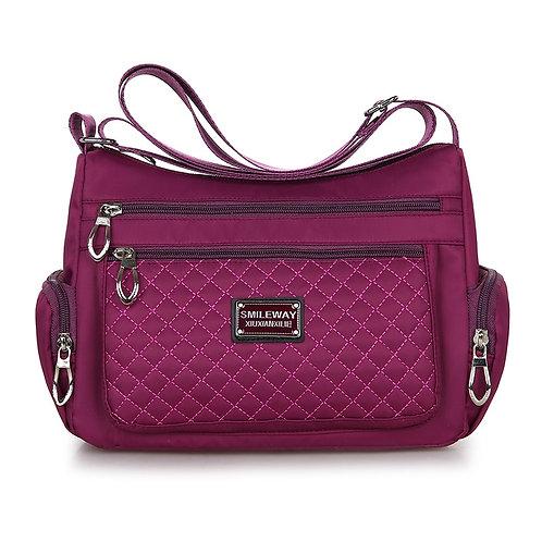 Waterproof Nylon Vintage Hobos Ladies Handbag