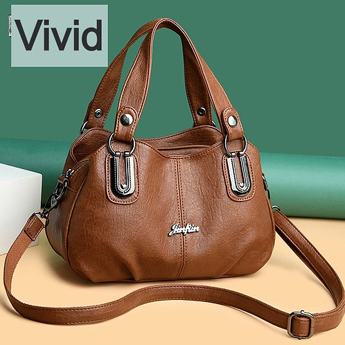 Tote High Quality Leather Ladies Handbags