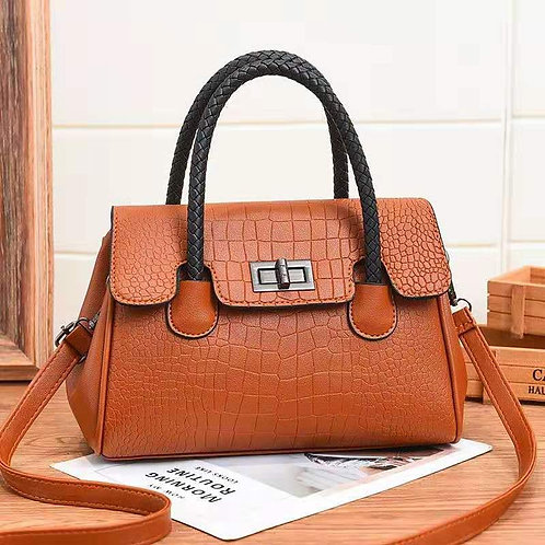 2020 New Solid Style Shoulder Bag Luxury