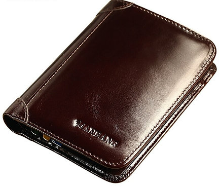 Classic Style Wallet Genuine Leather Wallets