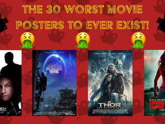 My least favorite and hated films of all time