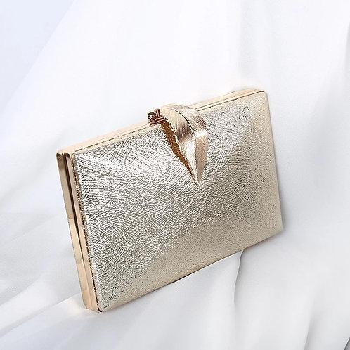 Wedding Clutch Bag Gold Purse