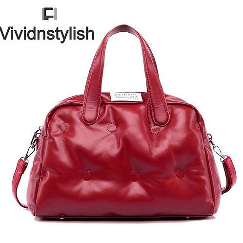 High Capacity Women Luxury Designer Shoulder Bag