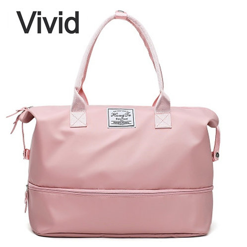 Large-Capacity Women's Portable Travel Bag