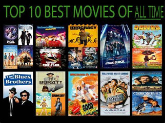 All-time favorite movies, and reasons to love them