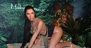Nicki Minaj latest Madame Tussad's wax figure