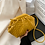 Thumbnail: Weave PU Leather Crossbody Bags for Women