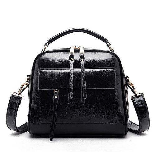 Vintage PU Leather Bag
