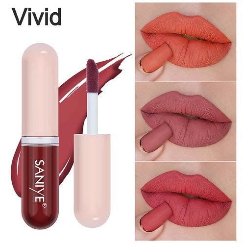 Liquid Matte Lipstick Waterproof Long-Lasting