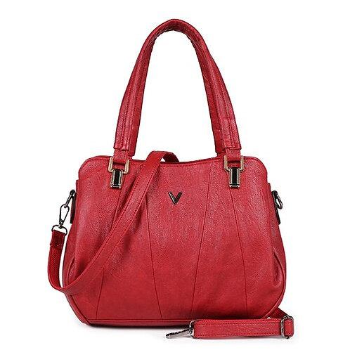 New Vintage Fashion Large Capacity Elegant Handbag