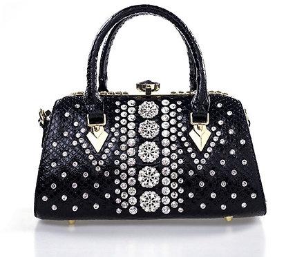 Luxury Designer Women's Diamond Crossbody Bag