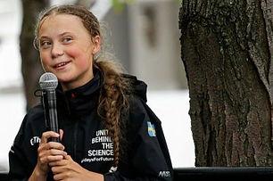 Greta Thunberg - Once More