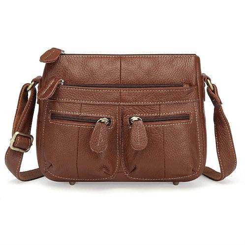 100% Top Cowhide Ladies & Gents Bags