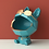Thumbnail: Cool Dog Figurine Big Mouth Storage Box