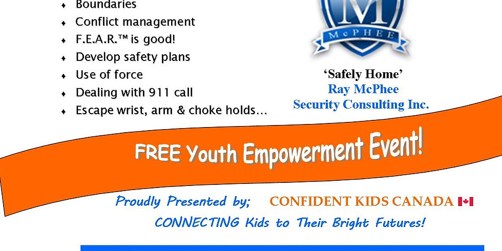 YOUTH SELF DEFENCE