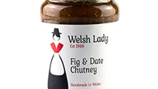 Welsh Lady Fig & Date Chutney