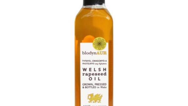 Blodyn Aur Welsh Rapeseed Oil 250ml