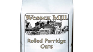 Wessex Mill Rolled Porridge Oats (1kg)