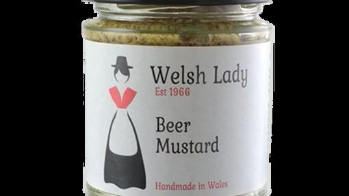 Welsh Lady Beer Mustard