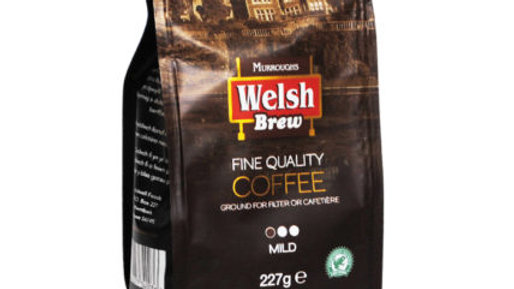 Welsh Brew Cafetiere Coffee