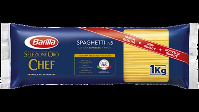 Barilla Spaghetti n.5 (1kg)