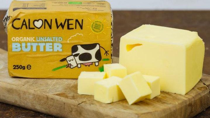 Calon Wen - Organic Butter