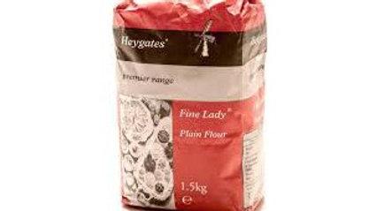 Haygates Plain Flour 1.5kg